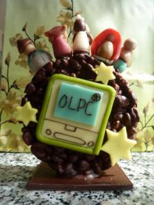 OLPC gourmand verso