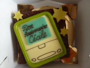 Bon anniversaire Cécile