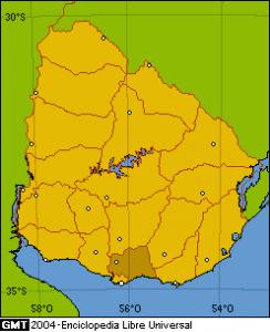 Location_department_Canelones(Uruguay)