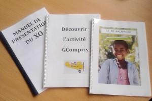 3 nouveaux manuels