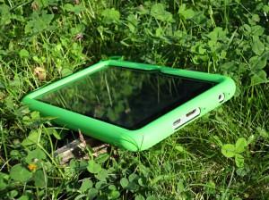 Les ports de la XO Tablet